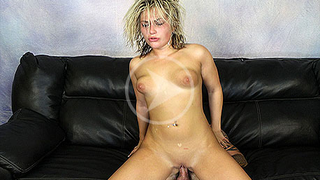 Addison Rose Riding a Cock on Facial Abuse